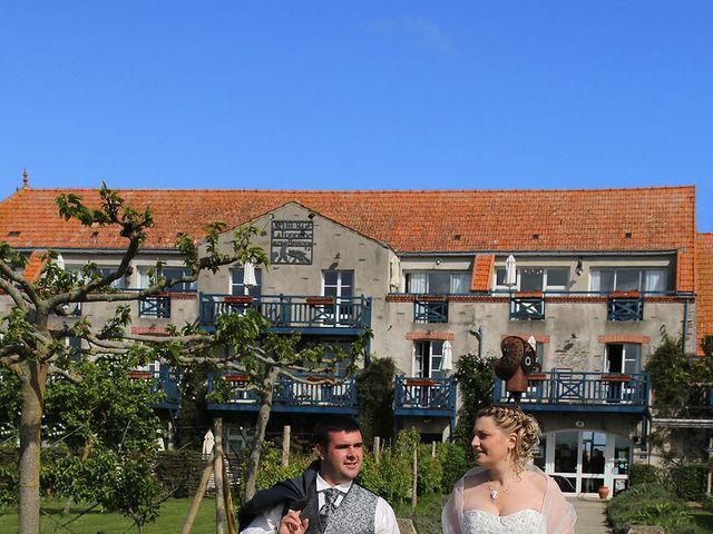 Le mariage de Germain et Audrey à Saint-Vincent-des-Landes, Loire Atlantique 10
