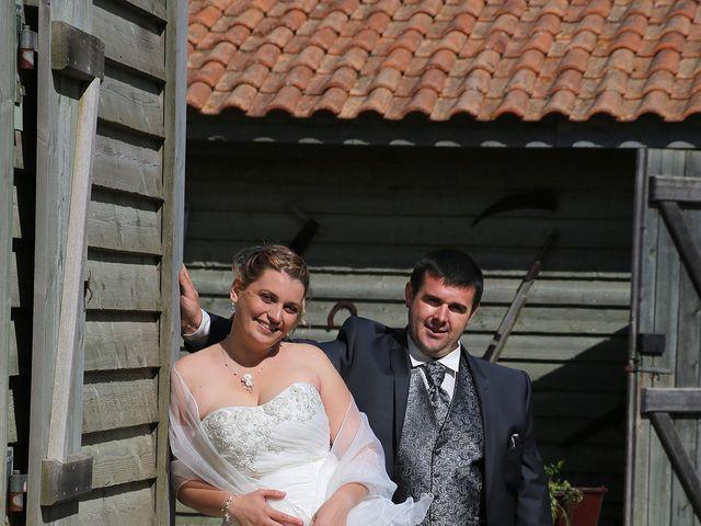 Le mariage de Germain et Audrey à Saint-Vincent-des-Landes, Loire Atlantique 11