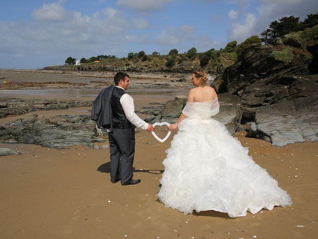 Le mariage de Germain et Audrey à Saint-Vincent-des-Landes, Loire Atlantique 12