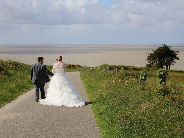 Le mariage de Germain et Audrey à Saint-Vincent-des-Landes, Loire Atlantique 13