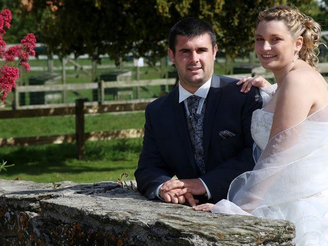 Le mariage de Audrey et Germain