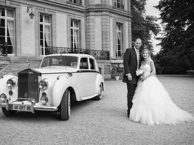 Le mariage de Sébastien et Marjorie à Saint-Maur-des-Fossés, Val-de-Marne 4