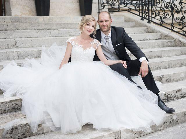 Le mariage de Sébastien et Marjorie à Saint-Maur-des-Fossés, Val-de-Marne 8