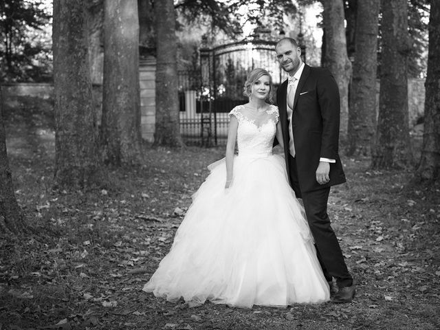 Le mariage de Sébastien et Marjorie à Saint-Maur-des-Fossés, Val-de-Marne 11
