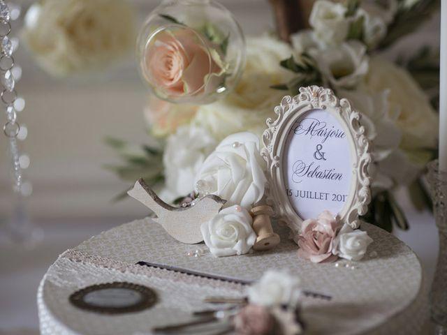 Le mariage de Sébastien et Marjorie à Saint-Maur-des-Fossés, Val-de-Marne 12