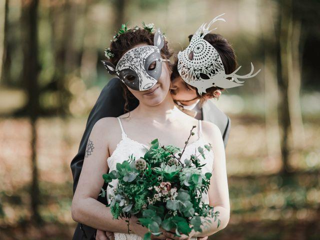 Le mariage de Lucie et Vaïk