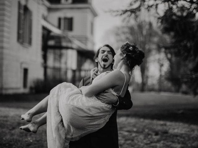 Le mariage de Vaïk et Lucie à Lyon, Rhône 6