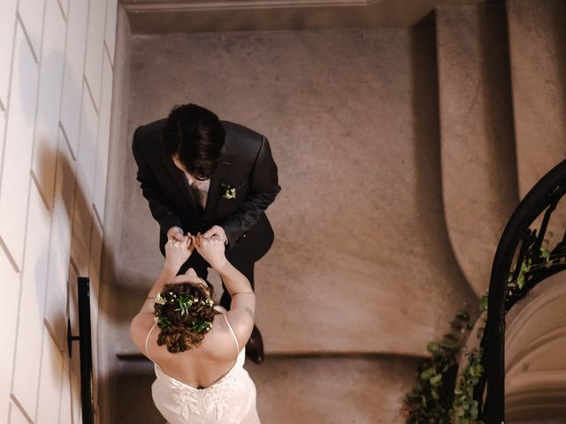 Le mariage de Vaïk et Lucie à Lyon, Rhône 7
