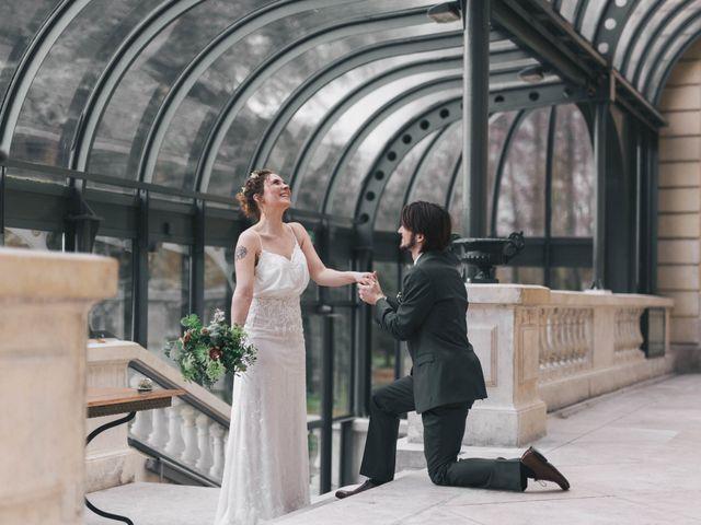 Le mariage de Vaïk et Lucie à Lyon, Rhône 11