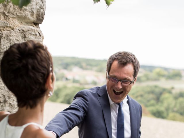 Le mariage de Stephanie et Emmanuel