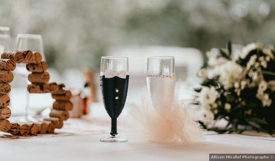 Le mariage de Benjamin et Marianne à Eauze, Gers