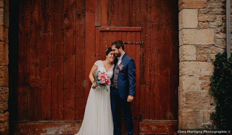 Le mariage de Hugo et Marion à Brieulles-sur-Bar, Ardennes