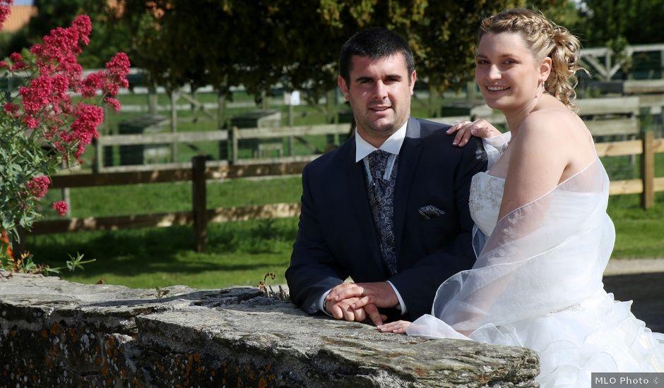 Le mariage de Germain et Audrey à Saint-Vincent-des-Landes, Loire Atlantique
