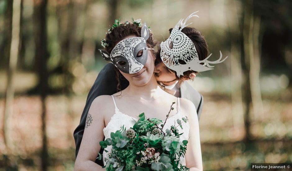 Le mariage de Vaïk et Lucie à Lyon, Rhône