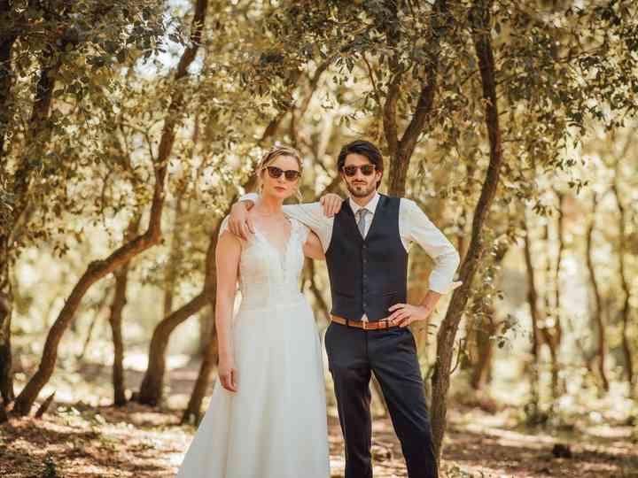 Le mariage de Siobhan et Alex