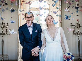 Le mariage de Tamara et Cyril