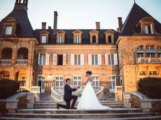 Le mariage de Lise et Victor