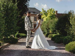 Le mariage de Virginie et Jérémie