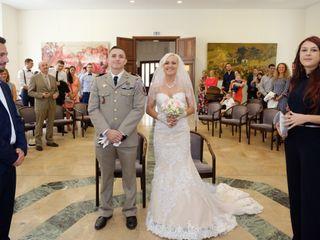 Le mariage de Floriane et Adrien 1