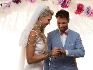 Le mariage de Lorelei  et Simon