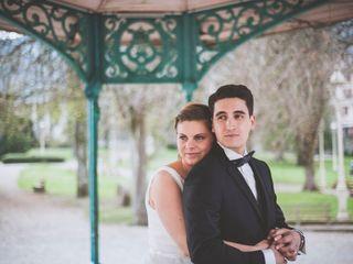 Le mariage de Samantha et Brice