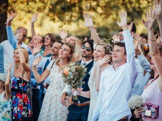 Le mariage de Siobhan et Alex 1