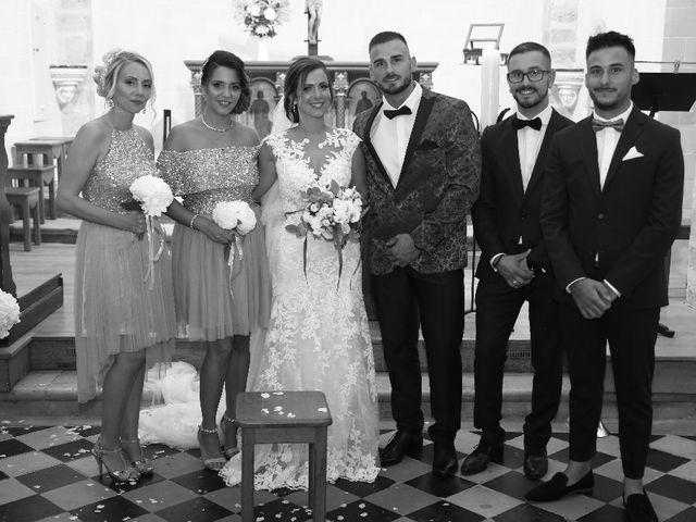 Le mariage de Morgan et Marlène  à Saint-Laurent-Nouan, Loir-et-Cher 25