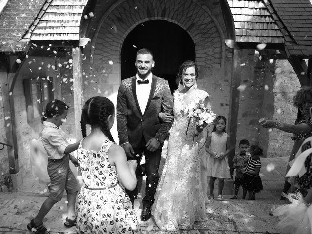 Le mariage de Morgan et Marlène  à Saint-Laurent-Nouan, Loir-et-Cher 27