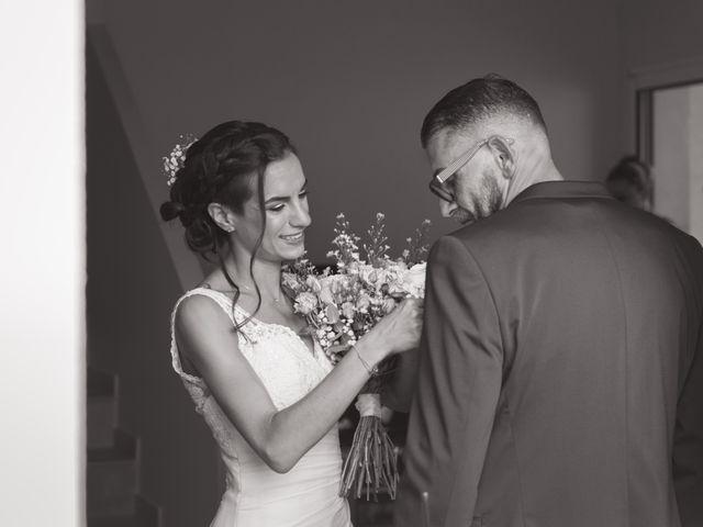 Le mariage de David et Cécile à Carro, Bouches-du-Rhône 13