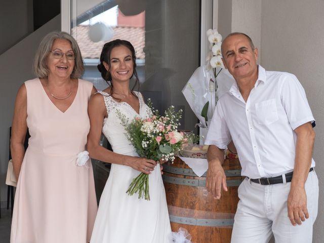 Le mariage de David et Cécile à Carro, Bouches-du-Rhône 21