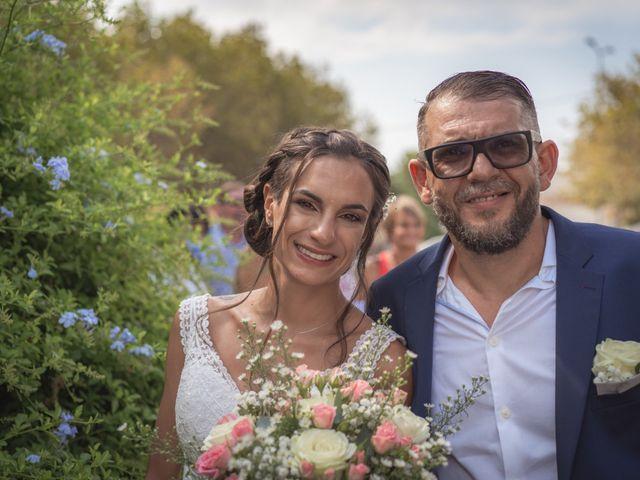 Le mariage de David et Cécile à Carro, Bouches-du-Rhône 25