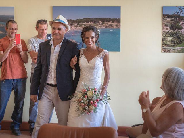 Le mariage de David et Cécile à Carro, Bouches-du-Rhône 26
