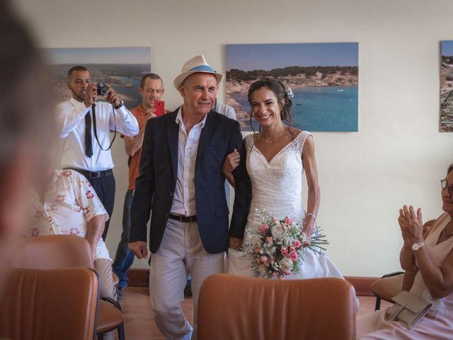 Le mariage de David et Cécile à Carro, Bouches-du-Rhône 27