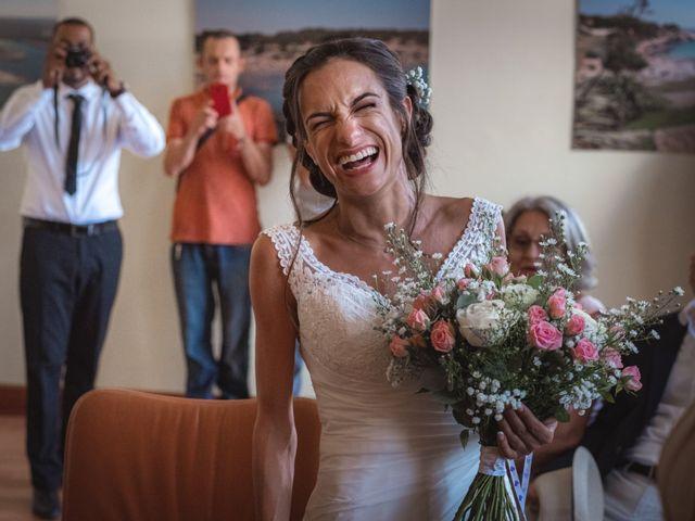 Le mariage de David et Cécile à Carro, Bouches-du-Rhône 28