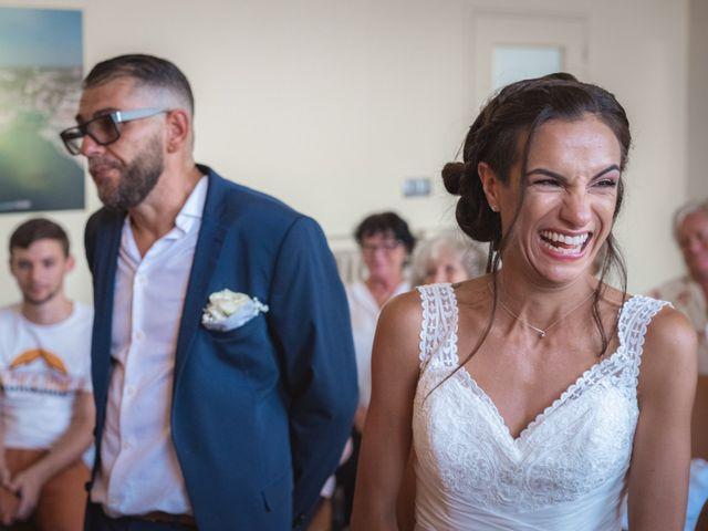 Le mariage de David et Cécile à Carro, Bouches-du-Rhône 29