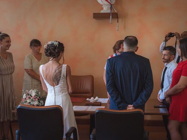 Le mariage de David et Cécile à Carro, Bouches-du-Rhône 30