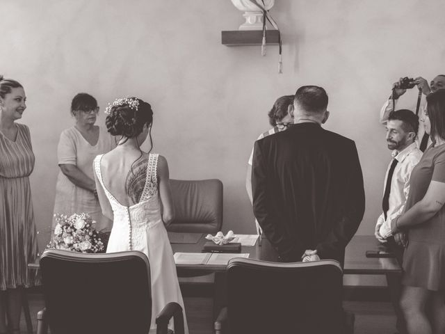 Le mariage de David et Cécile à Carro, Bouches-du-Rhône 31