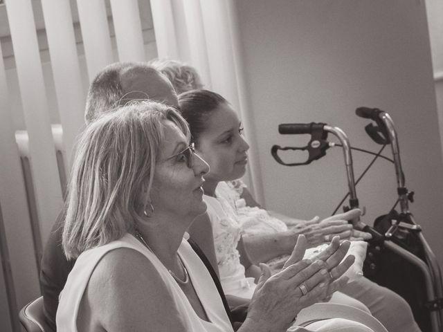 Le mariage de David et Cécile à Carro, Bouches-du-Rhône 32