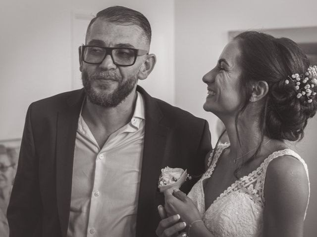 Le mariage de David et Cécile à Carro, Bouches-du-Rhône 35