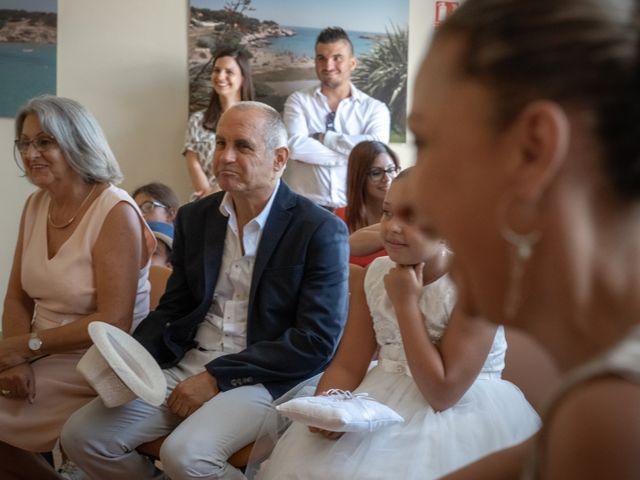 Le mariage de David et Cécile à Carro, Bouches-du-Rhône 36