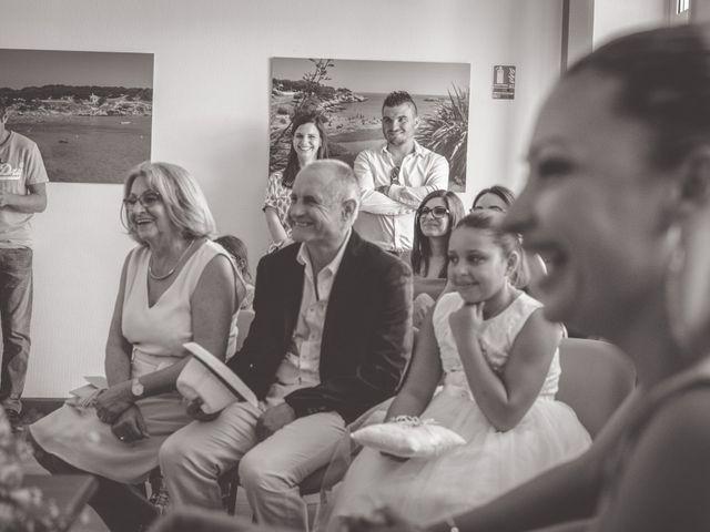 Le mariage de David et Cécile à Carro, Bouches-du-Rhône 37