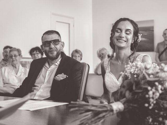 Le mariage de David et Cécile à Carro, Bouches-du-Rhône 38