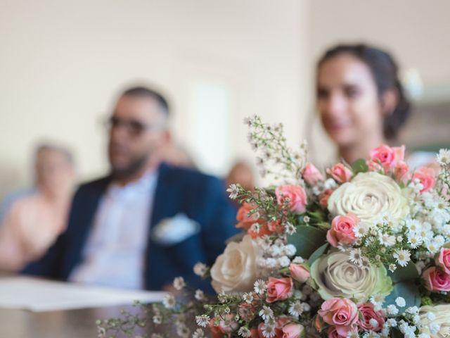 Le mariage de David et Cécile à Carro, Bouches-du-Rhône 39