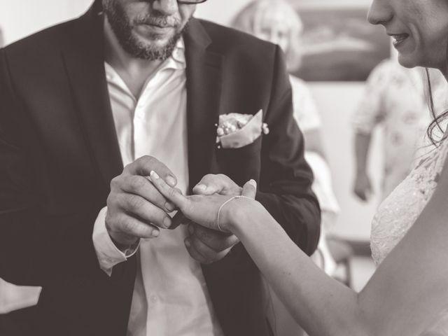 Le mariage de David et Cécile à Carro, Bouches-du-Rhône 47