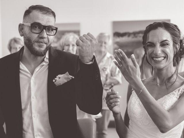 Le mariage de David et Cécile à Carro, Bouches-du-Rhône 48
