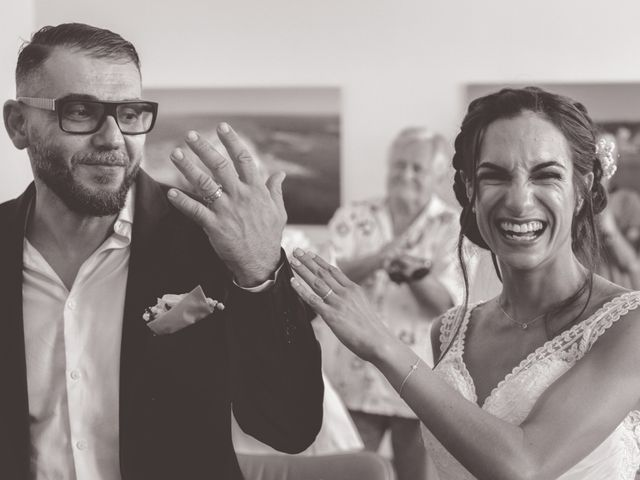 Le mariage de David et Cécile à Carro, Bouches-du-Rhône 49