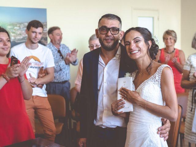 Le mariage de David et Cécile à Carro, Bouches-du-Rhône 50
