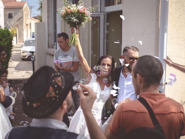 Le mariage de David et Cécile à Carro, Bouches-du-Rhône 51