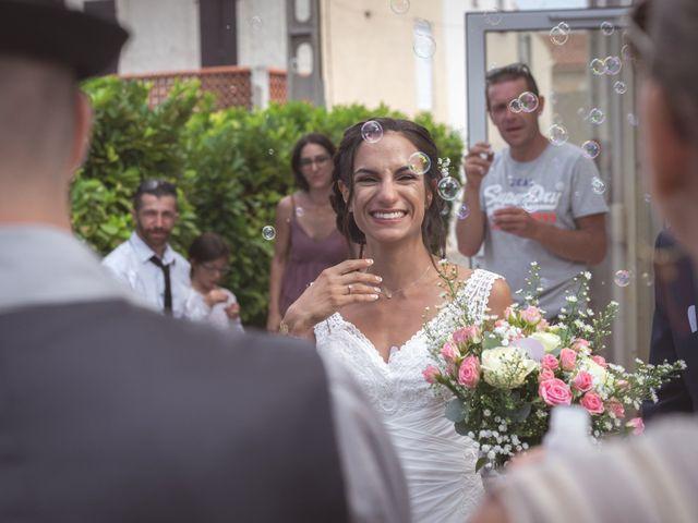 Le mariage de David et Cécile à Carro, Bouches-du-Rhône 52