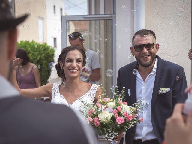 Le mariage de David et Cécile à Carro, Bouches-du-Rhône 53